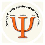 Member Orange County Psychological Association